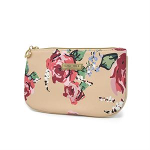 Picture of Small Scarlett Antique Floral Multi-Functional Pouch