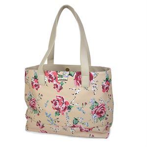 Picture of Anne Antique Floral Large Tote